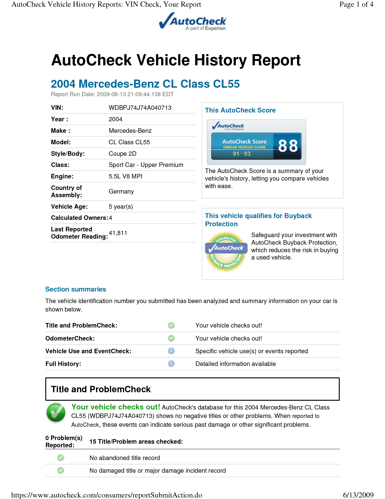 CarFax vs AutoCheck Reports - What You Don\'t Know!