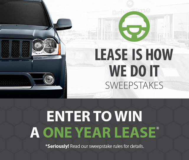 Lease-Sweepstakes