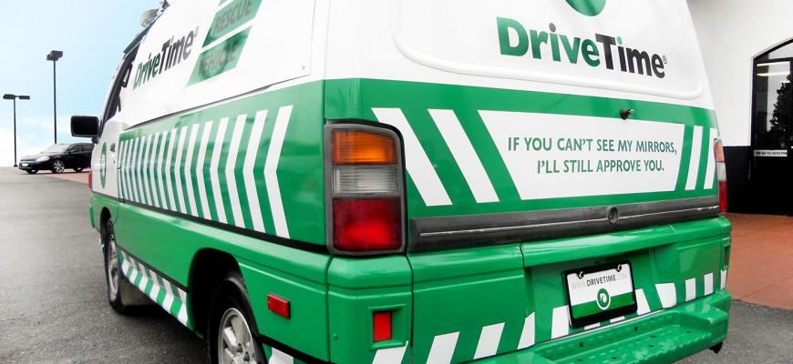 drivetime-van