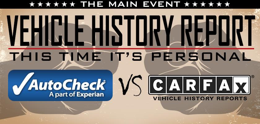 CarFax vs AutoCheck