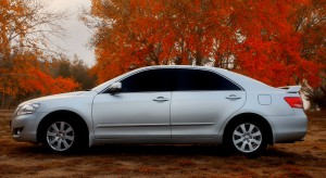 2007 Toyota Aurion with Tinted Windows