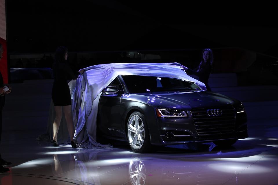 Audi Unveiling | NAIAS