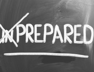 Be prepared for emergencies with a savings fund.