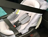 Proper Car Seat Installation
