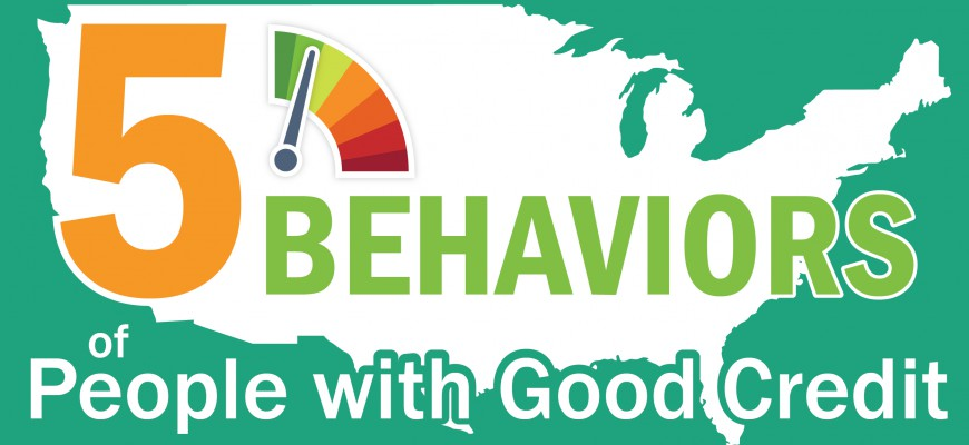 Behaviors of People With Good Credit