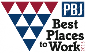 Phoenix Business Journal - Best Places To Work In Arizona 2015