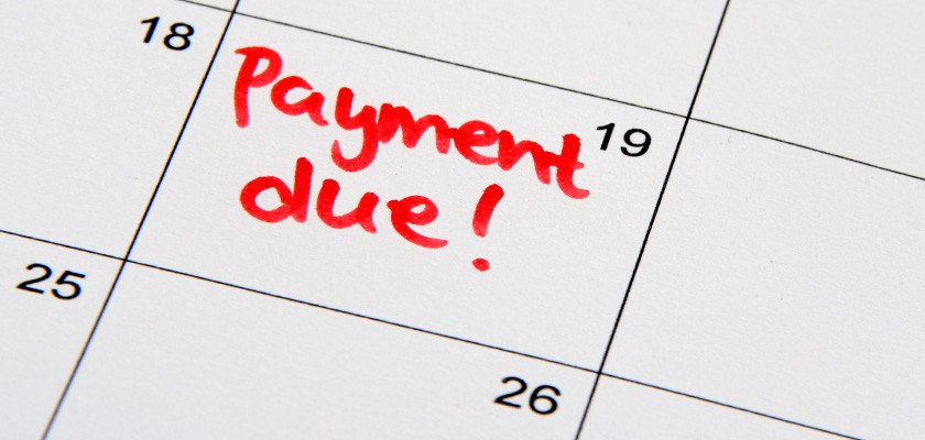 Late Payments Will Affect Your Credit Score