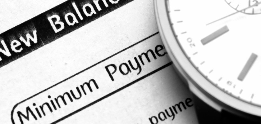 You Shouldn't Be Making Your Minimum Payment