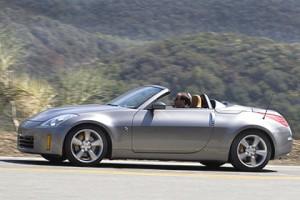 2008 Nissan 350Z Grey