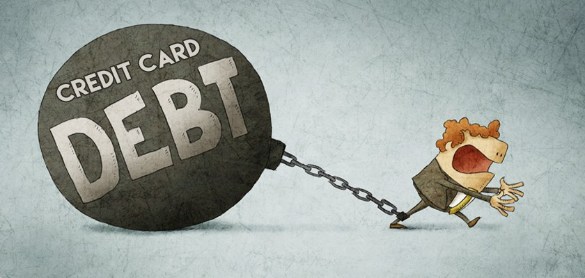 Racking Up Credit Card Debt