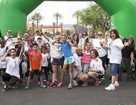 Racing To The Rescue of Families In Need