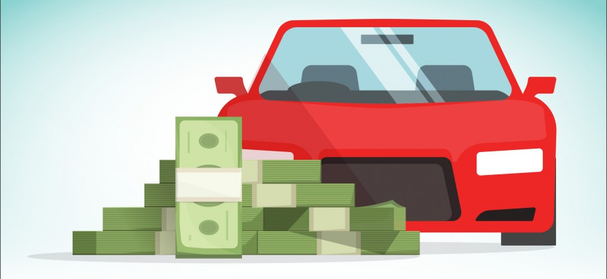 transportation calculation adding up the cost of auto expenses