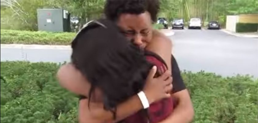 Mother Surprises Graduated Son with Car from DriveTime