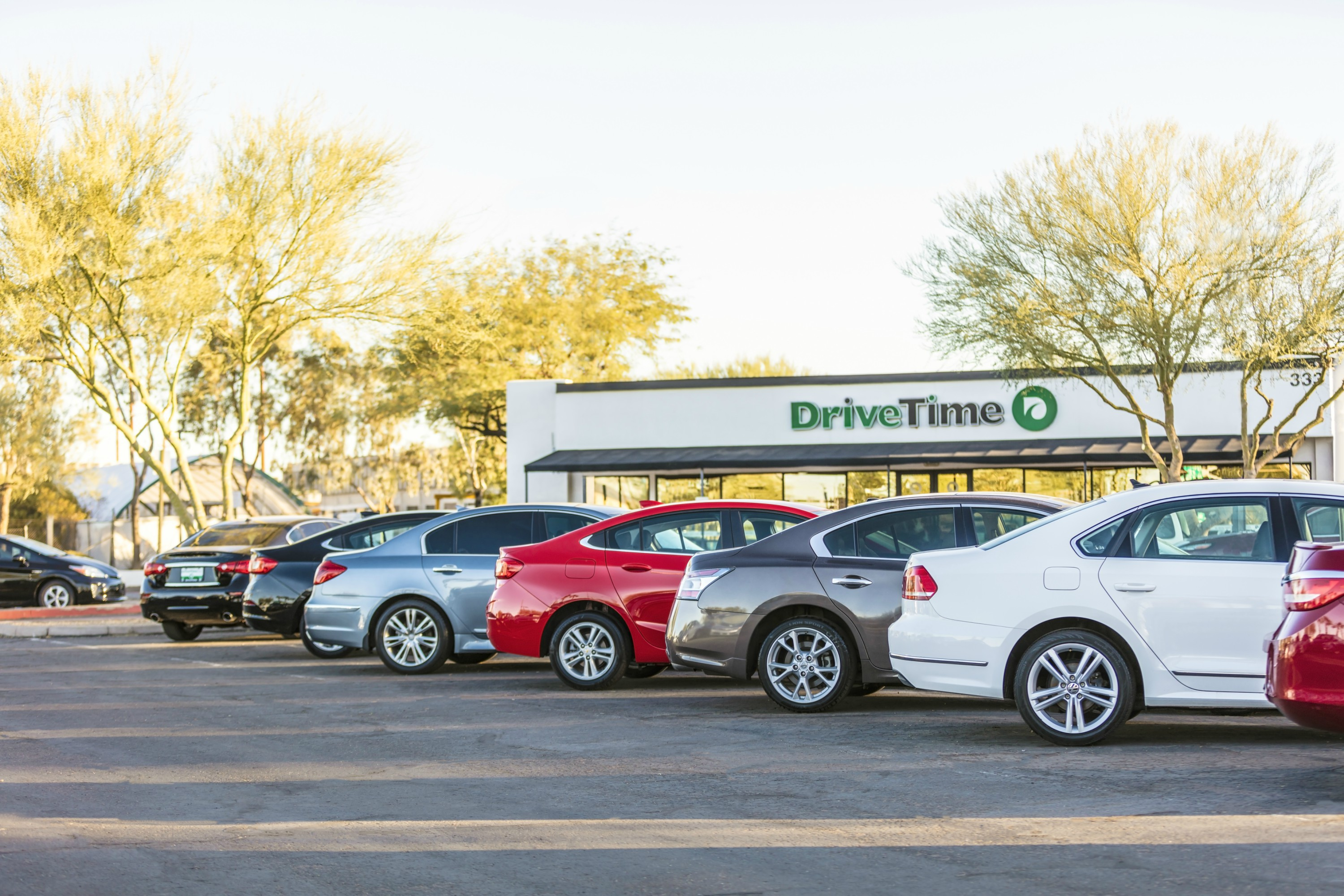 DriveTime Unveils The Genius Way to Buy a Car™… At Auctions