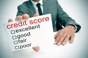 Be in control of your credit score.